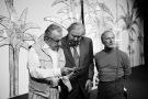 © Julian Baumann LABORATORIUM 4 - POLEN IST MEIN ITALIEN Walter Hess, Peter Brombacher, Stefan Merki