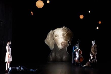 EXILES von James JoyceMünchner Kammerspiele, Schauspielhaus, 2014